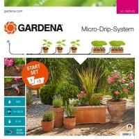 GARDENA Micro-Drip-System – zestaw do rozbudowy nawadniania roślin doniczkowych(13005-20)