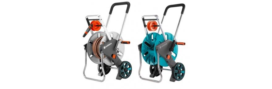 Wózki ogrodowe
